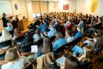 """Konferencja """"Aktywność po transplantacji nerki lub wątroby i psychofizyczne determinanty udziału w życiu społecznym i zawodowym"""" 09.11.2018"""